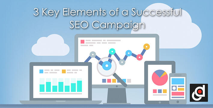 3 Key Elements of a Successful SEO Campaign