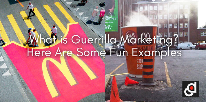 What is Guerrilla Marketing
