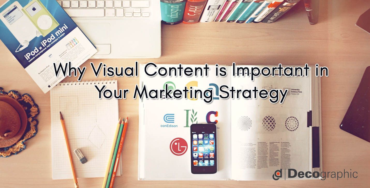 Why Visual Content is Important in Your Marketing Strategy