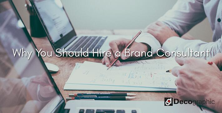 Why you should hire a brand consultant for Brand consultant